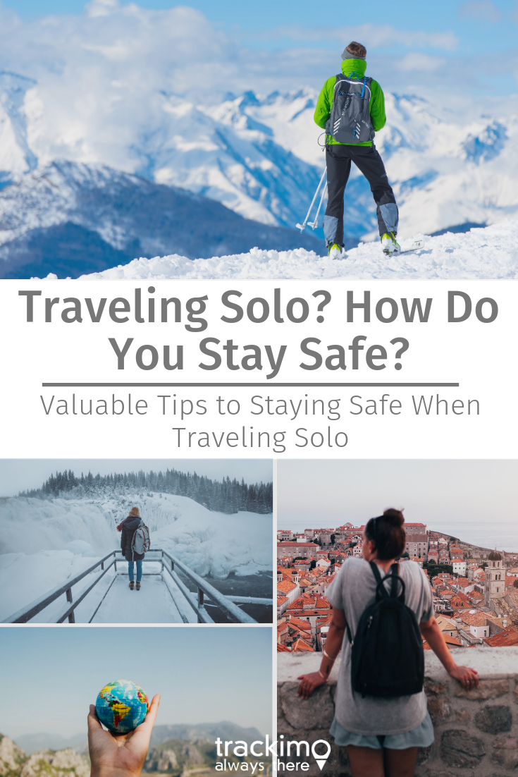 """""""Is Traveling Solo Actually Safe?"""" Yes! Here Are Tips"""