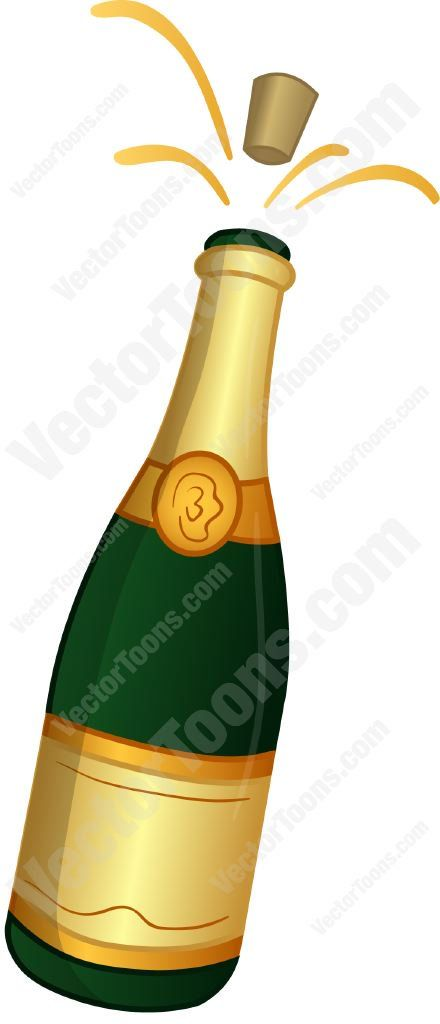 Clipart Explosion Champagne - Champagne Bottle Popping Png , Free  Transparent Clipart - ClipartKey