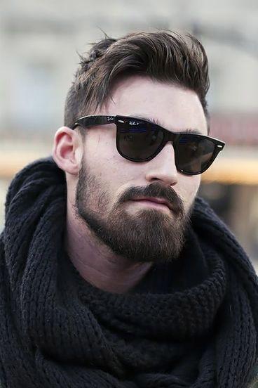Free Ray Ban Sunglasses Wholesale Online Store   Hair and beard styles, Men, Stylish men