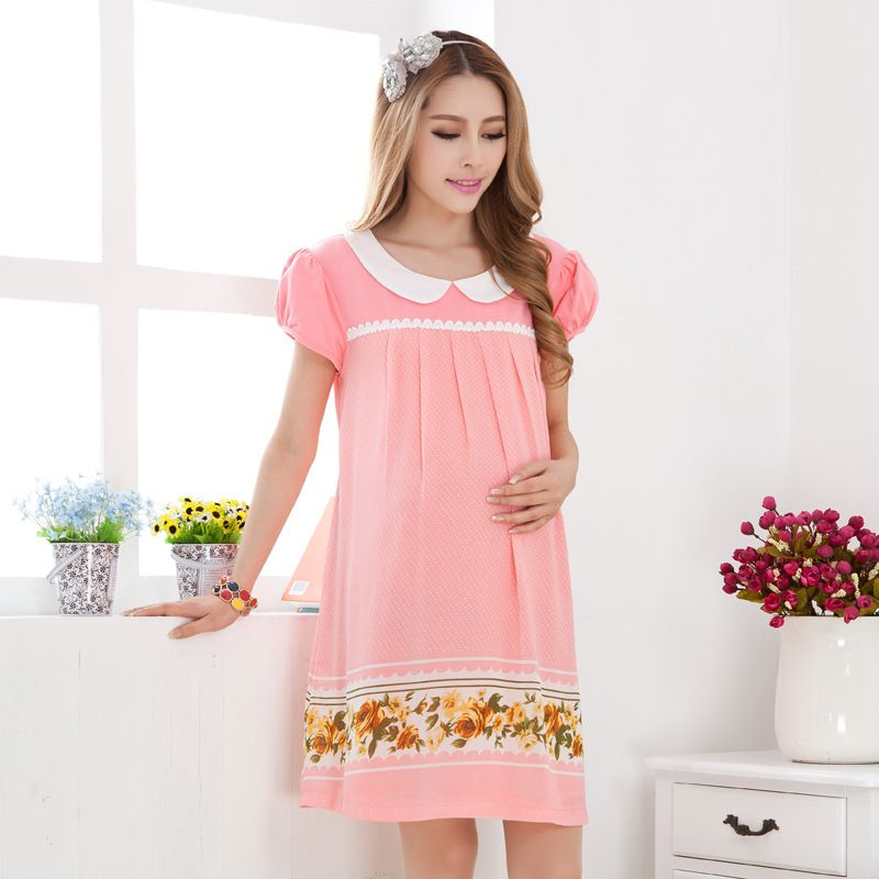 fa07d58bd7a7d 2015 new fashion pregnant women photography cute maternity dresses robe de  grossesse(China (Mainland))