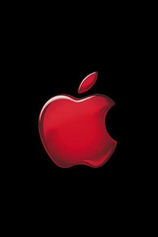 Wallpaper Iphone Red Apple 5489 Fond D Ecran De Pomme Fond D Ecran Telephone Fond Ecran Iphone 5s