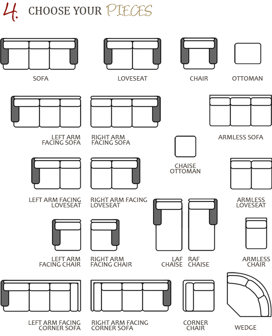 Design Your Own Furniture...Smith Brothers Furniture