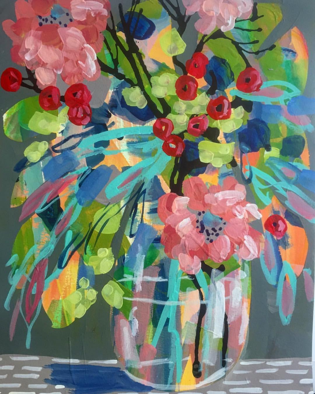 Pin By Bonnie Miller On Art In 2019 Flower Art Art Watercolor