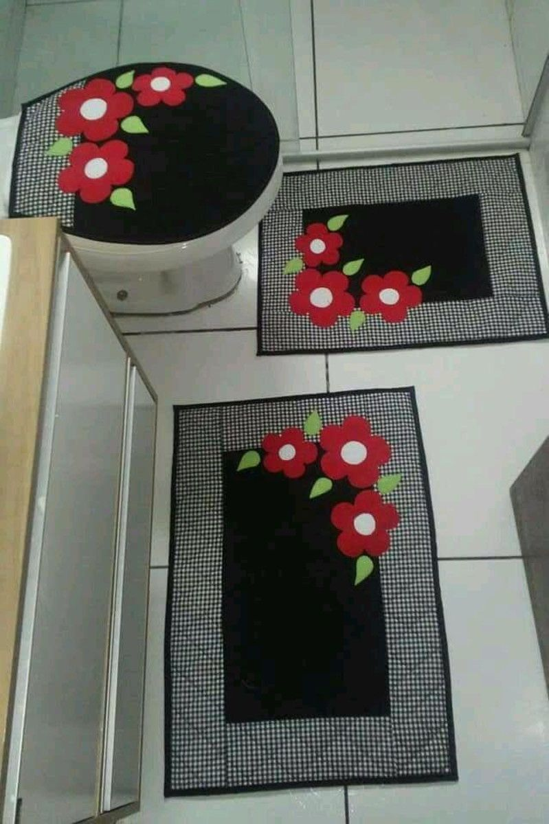 Imagen De Mariza Duarte En Jogos De Banheiro Hacer Flores De