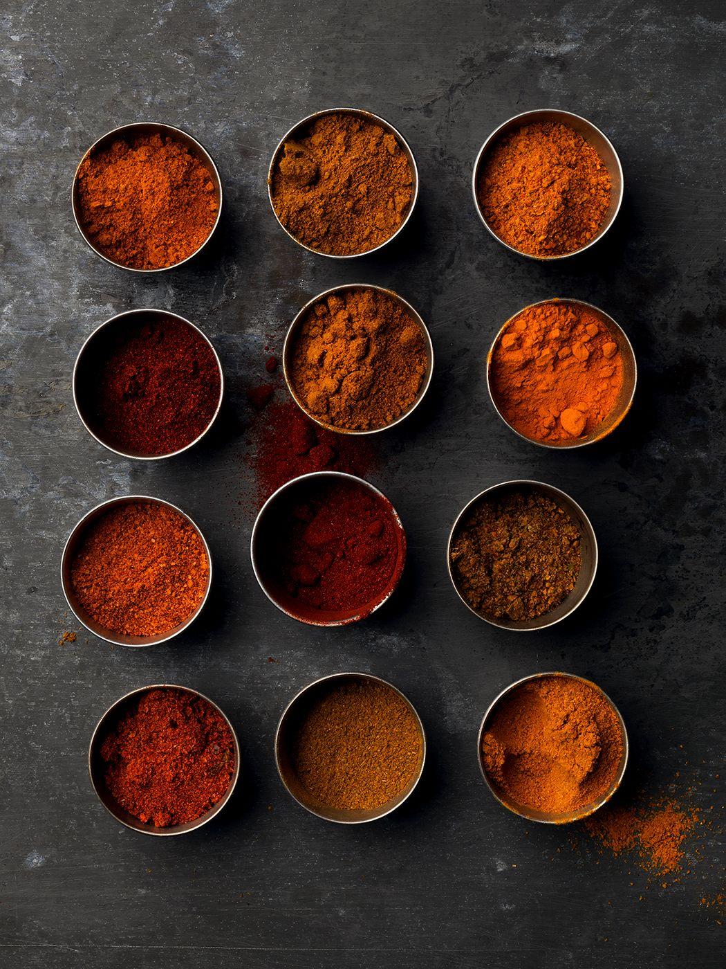 Spices - Charlie Drevstam, Photography