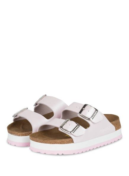 BIRKENSTOCK Plateau Sandalen ARIZONA | shoes | Pinterest