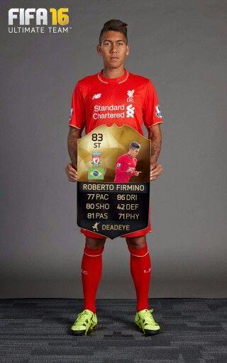 3994128c8 ROBERTO FIRMINO FIFA 16