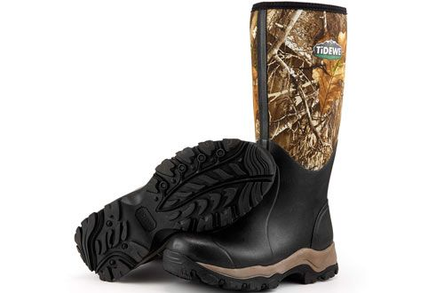 a965feb7d77 Top 10 Best Waterproof Hunting Boots for Men   Women Reviews In 2019 ...