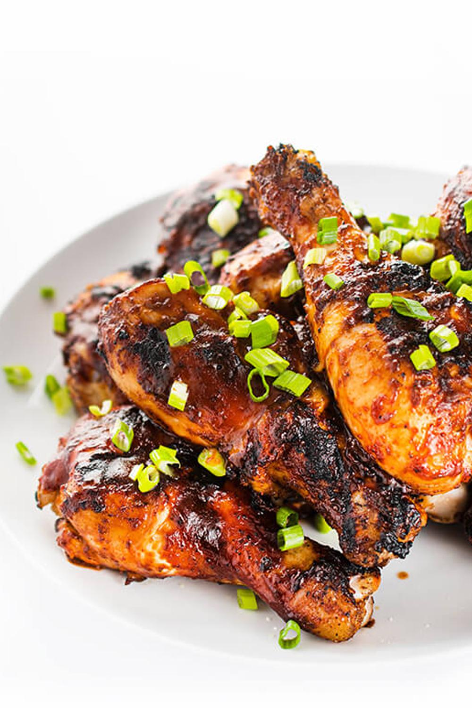 Best Bbq Grilled Chicken Recipe The Lemon Bowl Recipe Healthy Chicken Recipes Grilled Bbq Chicken Bbq Grilled Chicken Recipes