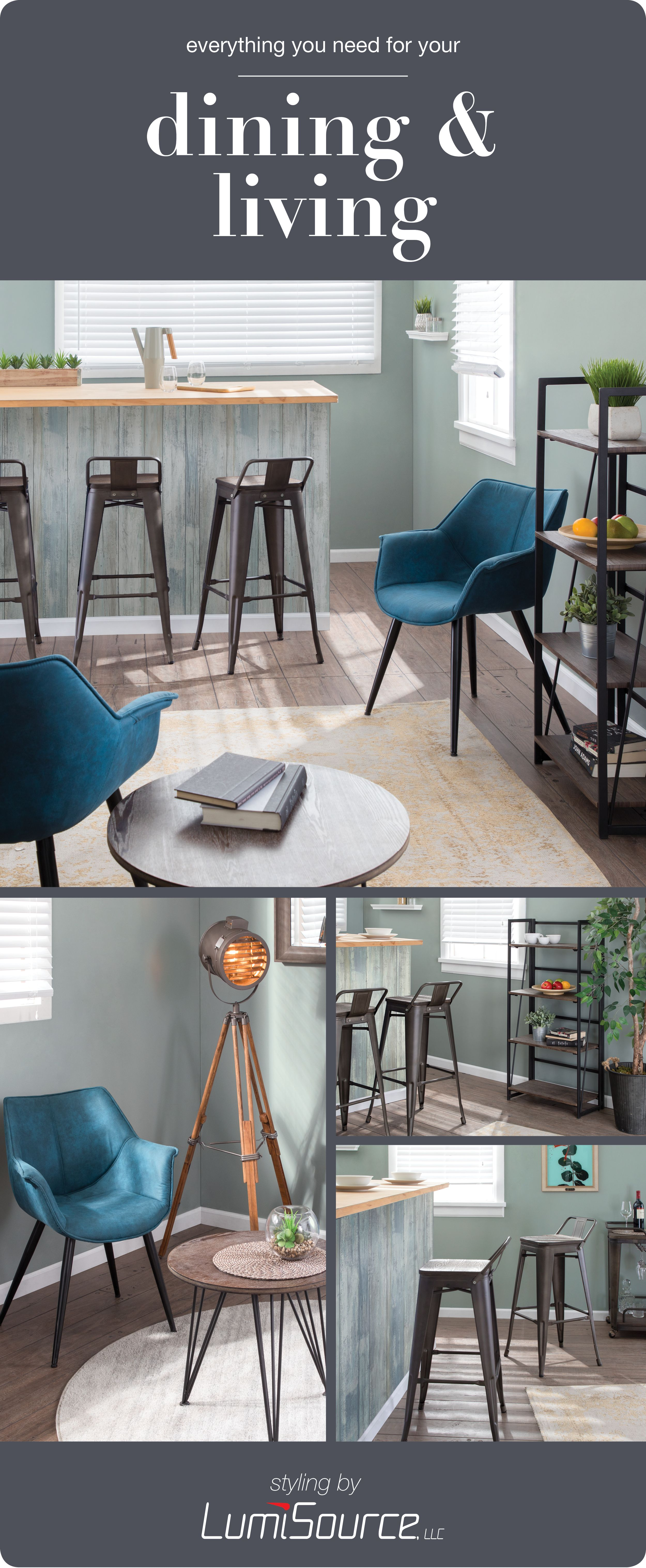 Styling Your Industrial Space Styling Tips For Small Spaces