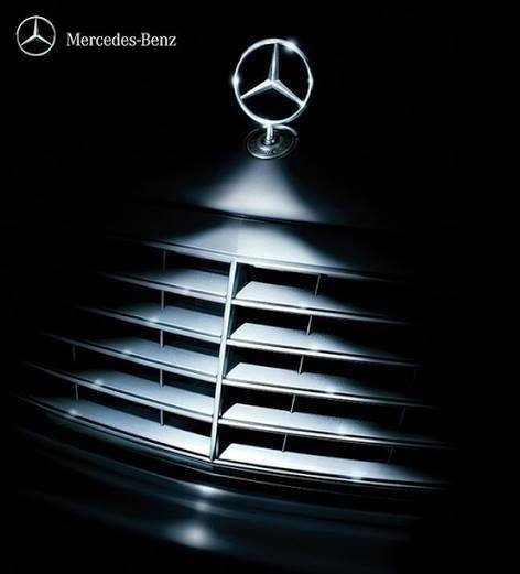 Happy New Year from Mercedes.