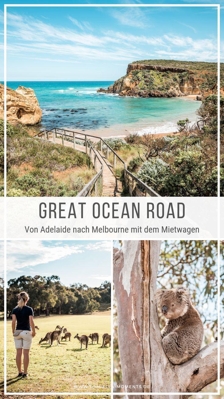 Great Ocean Road Australien • 12 + 1 Highlights unsere Rundreise