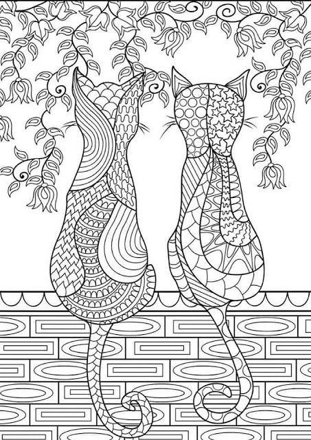 Tareitas Gatos De Mandala En 2020 Mandalas Para Colorear Animales Libros De Mandalas Mandalas Para Imprimir Gratis