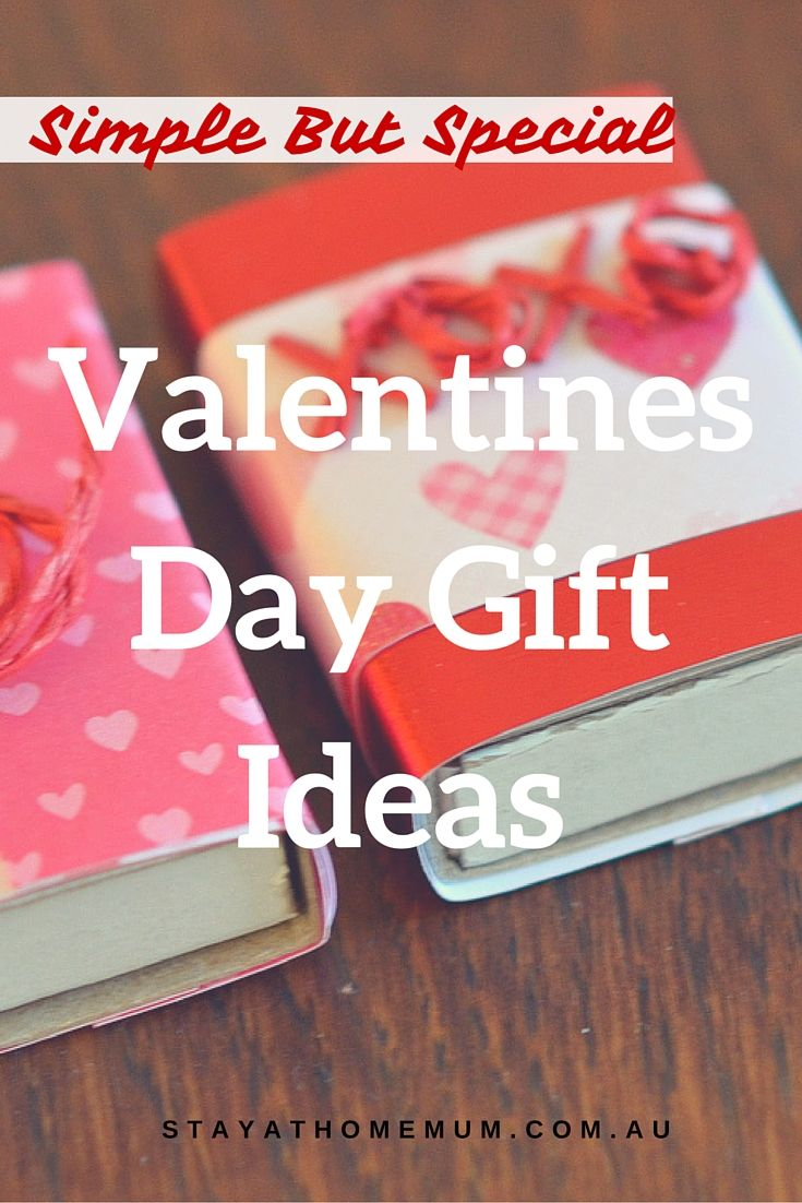 It's Valentines Day soon and we came up with a few simple but special ideas to help you celebrate your love (not just on Valentines Day but any day!!)