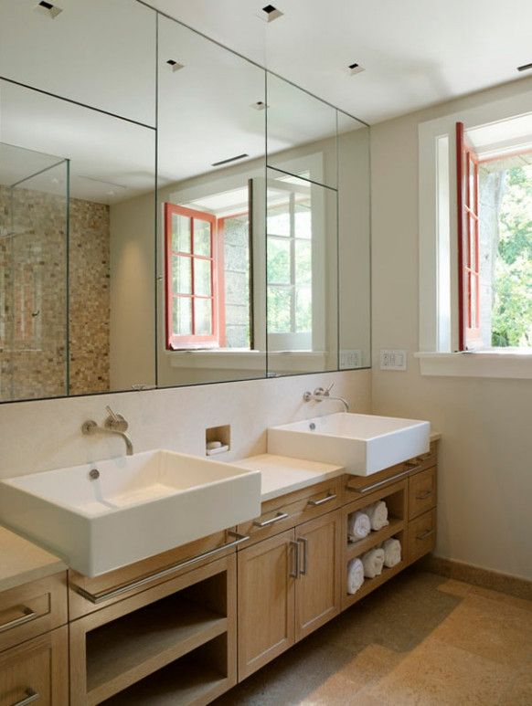 Sieben Umwerfende Grunde Warum Spiegel Im Badezimmer Anbringen