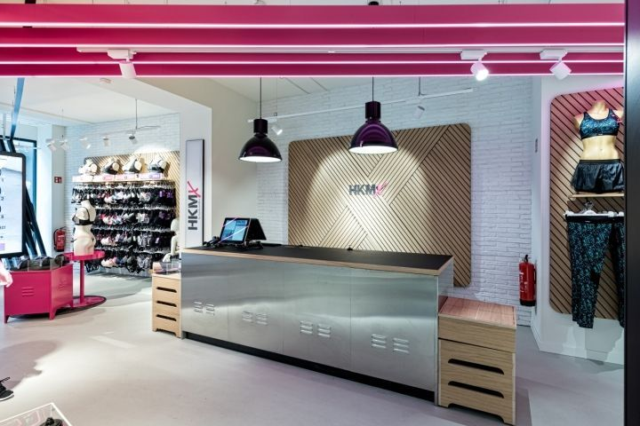 HKMX Sport Lingerie By StoreAge Berlin GE And Amsterdam NL