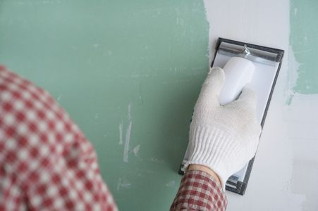 Uneven Walls Are Unsightly However You Can Use Drywall