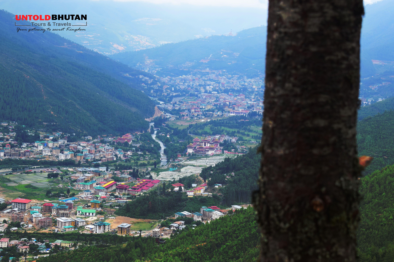 Thimphu City Bhutan Travel Bhutan Thimphu