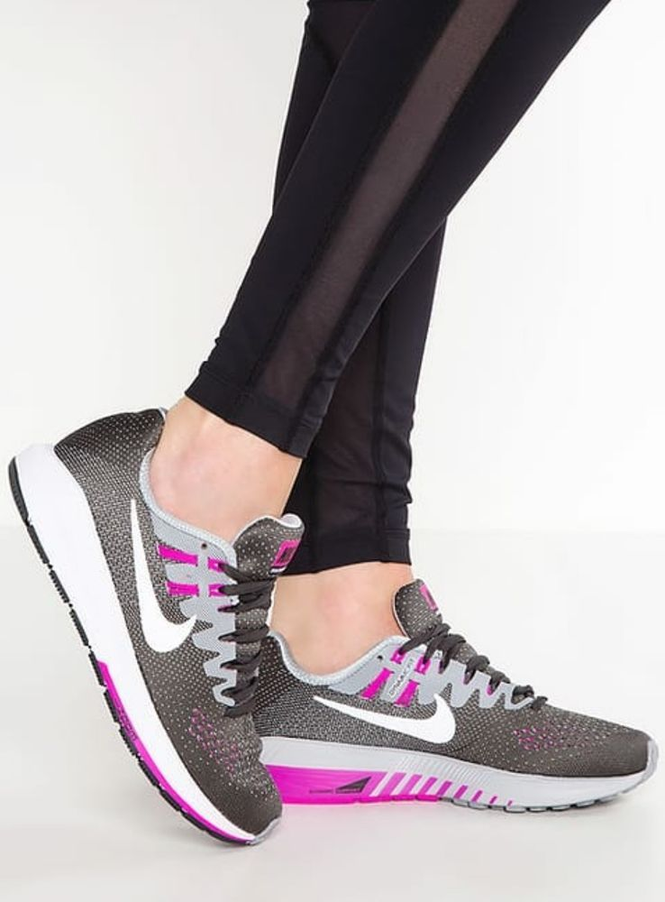 newest 058ca 7c9f4 New Nike Women's Air Zoom Structure 20 Athletic Snickers ...