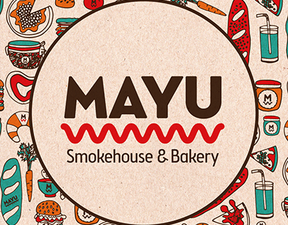 "Check out new work on my @Behance portfolio: ""Mayu Smokehouse & Bakery Corporate Image"" http://be.net/gallery/34783013/Mayu-Smokehouse-Bakery-Corporate-Image"