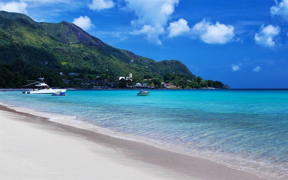 Coral Strand Smart Choice Hotel Mahe Island Luxury Beach