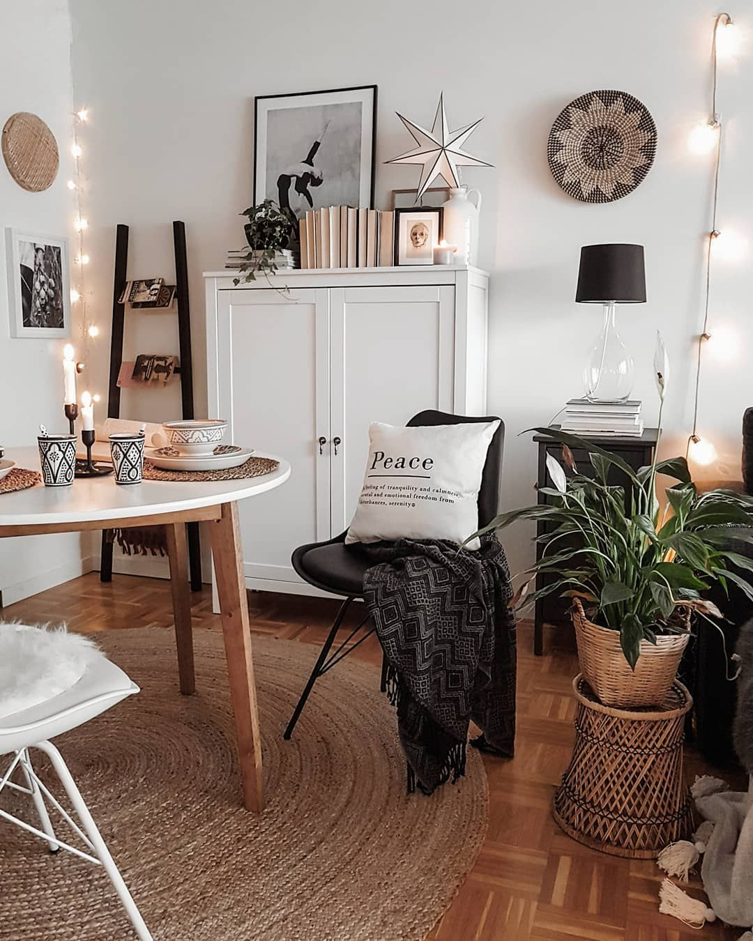 Monochrome Bohemian Scandi On Instagram Happy Tuesday Guys Just Relaxing After A Busy Day Have A Lovely Evening Home Home Decor Relaxation Room
