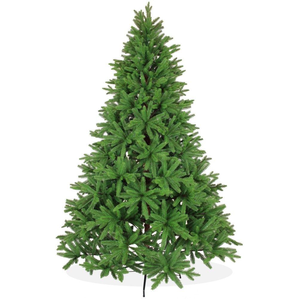 Weihnachtsbaum Künstlich 240 Cm.Künstlicher Weihnachtsbaum 240cm Pe Spritzguss Grüner Premium
