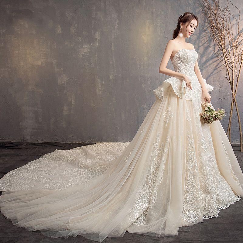 Свадебное букет к платье принцесса, цветы можно