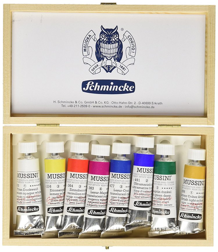 10 Best Oil Paints for Beginners and Professionals Oil