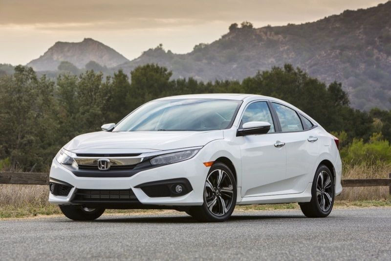 awesome 2016 Honda Civic Touring Review and Price