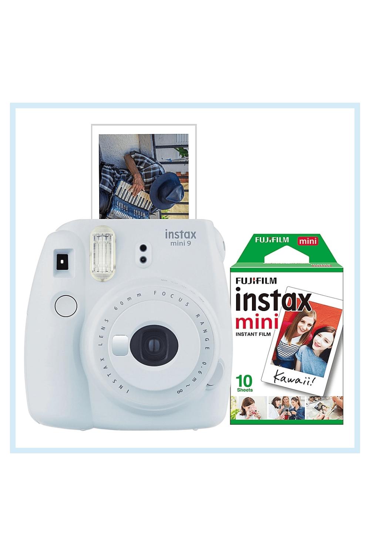 Fujifilm Instax 9 Mini Camera Bundle Bed Bath Beyond Instant Print Camera Instax Fujifilm Instax