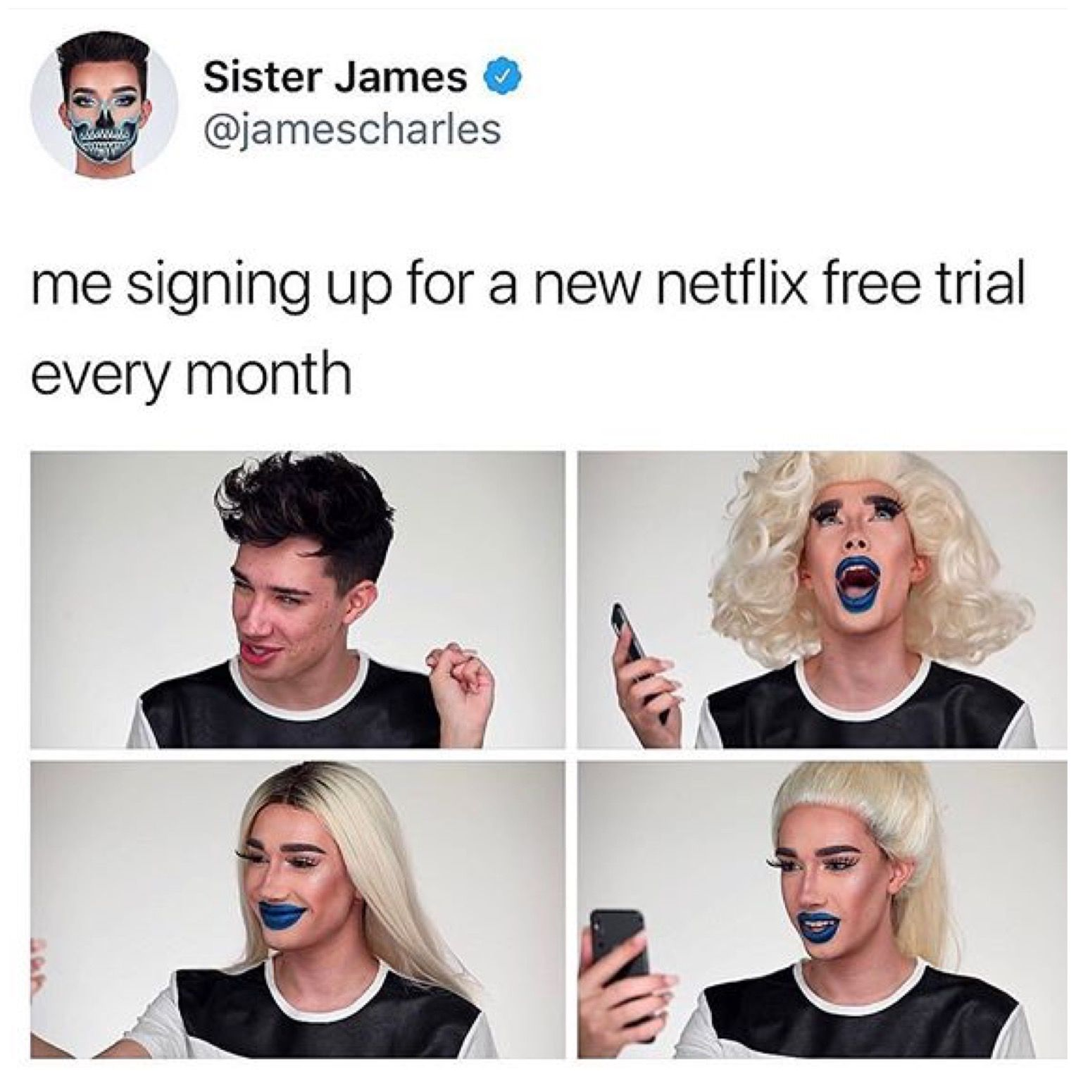 Pin by Elise D on Memes Netflix free trial, Netflix free