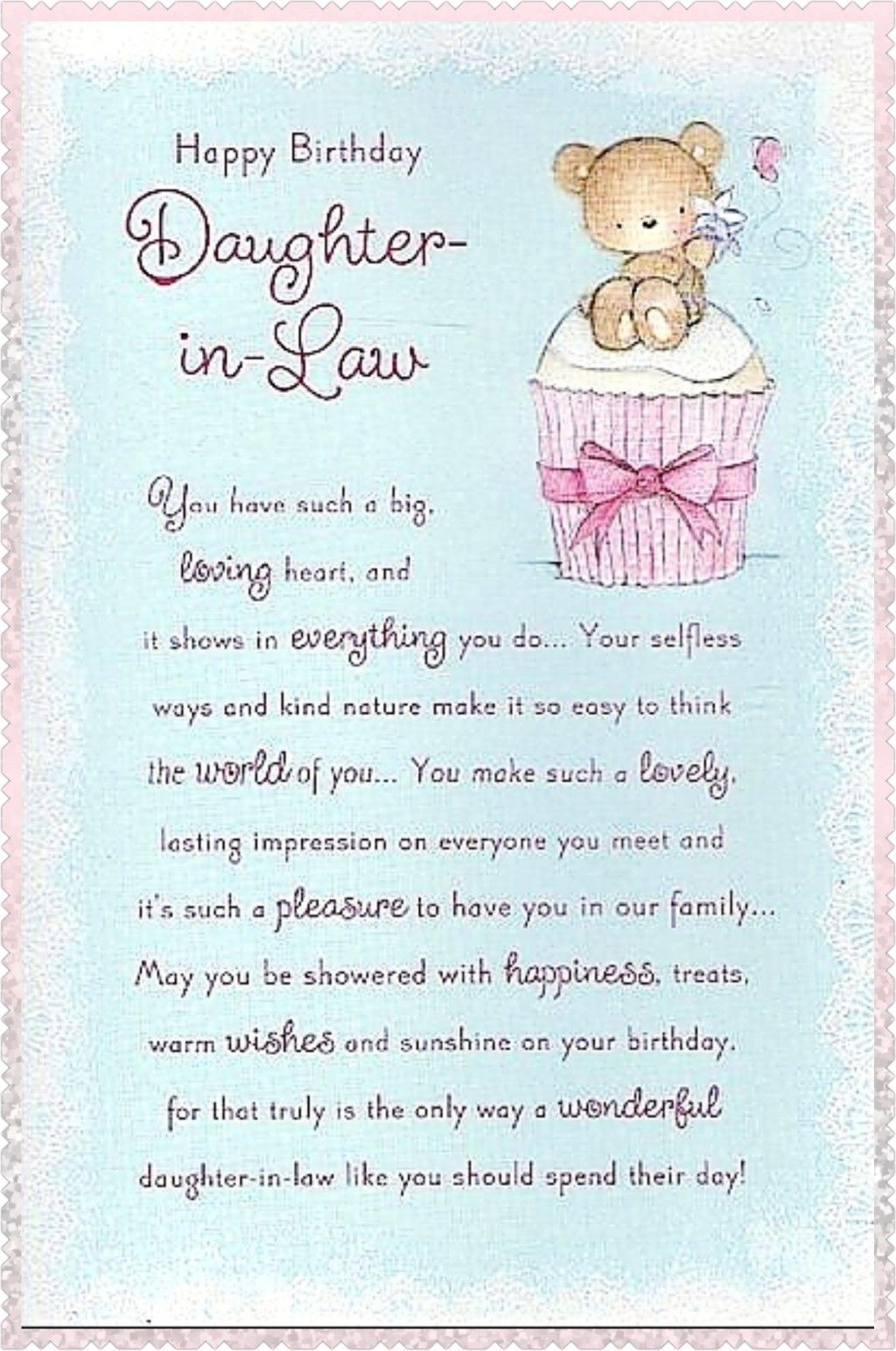Pin by Astrid Tapia on Birthday Happy birthday daughter
