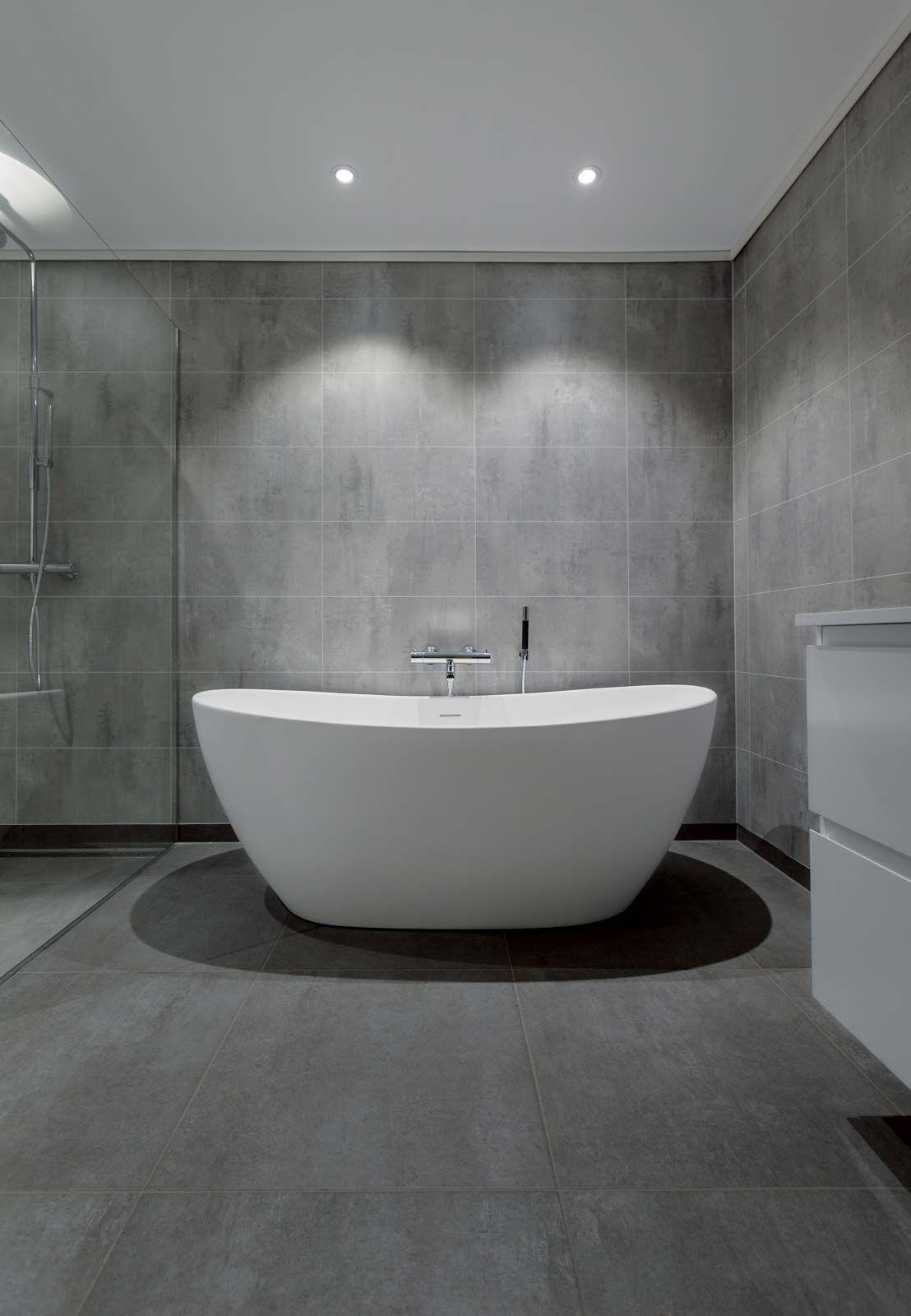 Berryalloc Wall Water 6200447 Zement 60 X 30 Cm En 2020 Parement Mural Deco Salle De Bain Idee Deco Salle De Bain