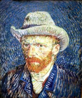Las Flores de Vicent Van Gogh | Van gogh museo, Autorretrato van gogh,  Postimpresionismo