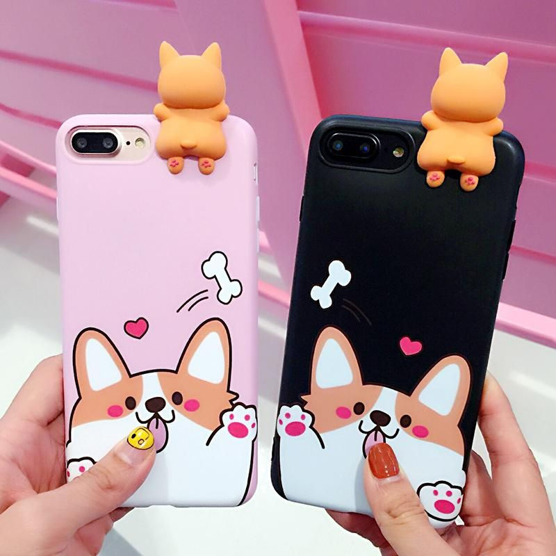 Tiny Shibas iphone 11 case
