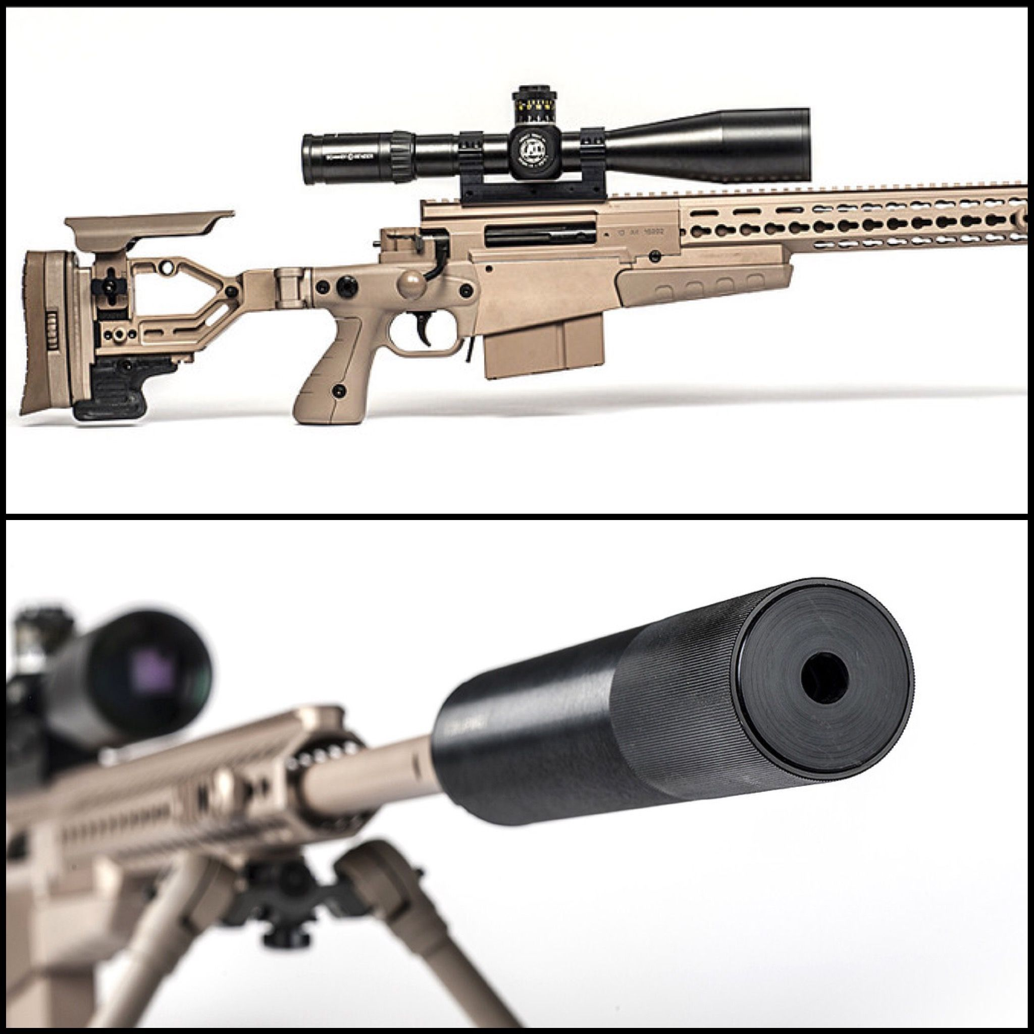 Accuracy International AX 338 | Weapons