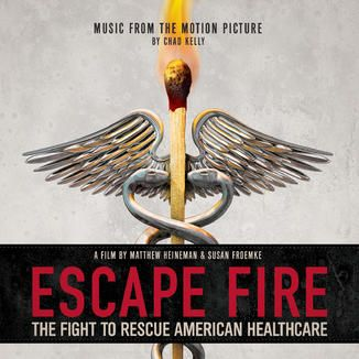 """Movie Night! Tuesday, February 10th @ 6:00pm! """"Escape Fire"""" Inside look at the fight to rescue American Healthcare. Sign up at front desk or call! 330.345.3336. #completechirolifemovienight"""