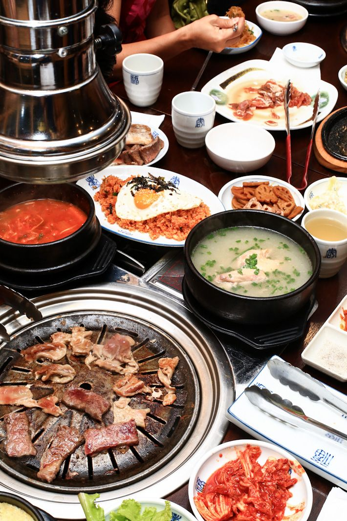 11 Best Korean Bbq Restaurants In Singapore Seoulgood It Feels Like You Are In Korea Korean Bbq Restaurant Best Korean Bbq Korean Bbq