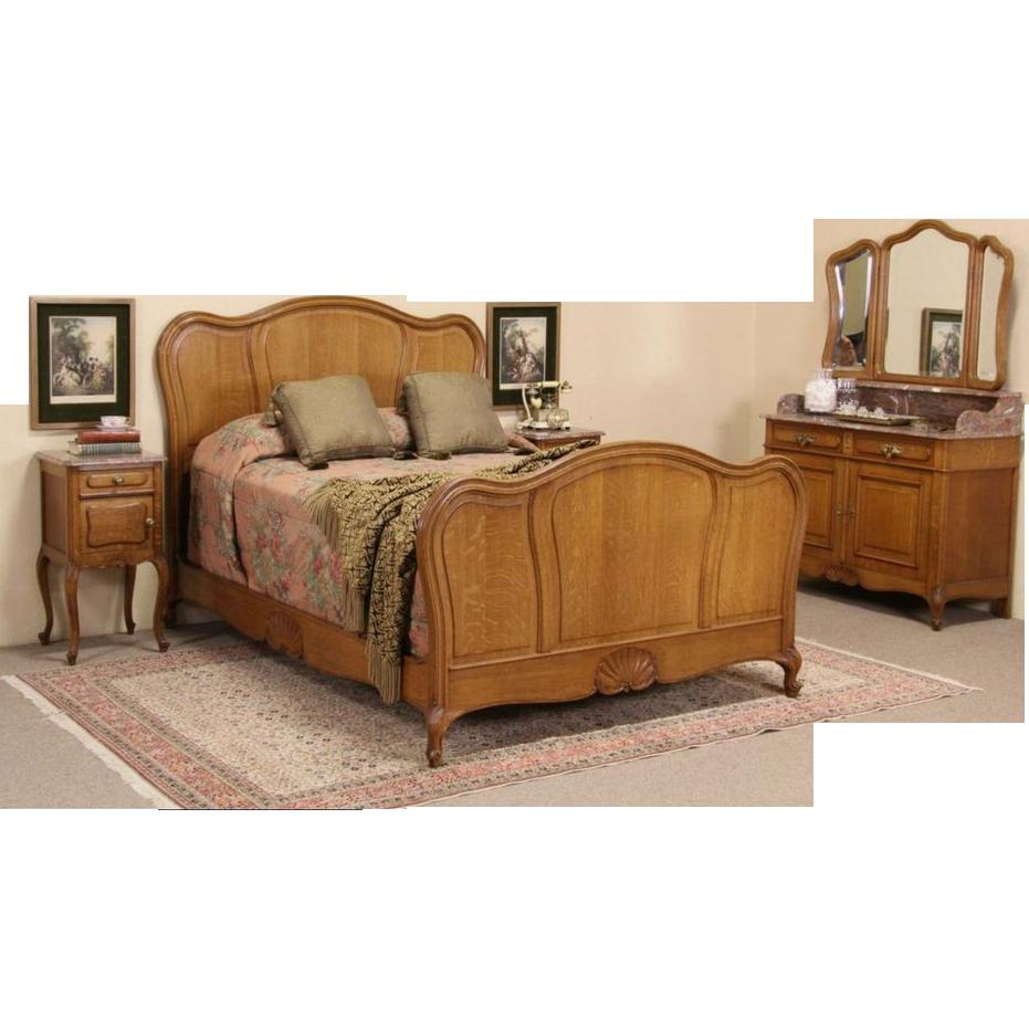Antique Bedroom Sets 1900