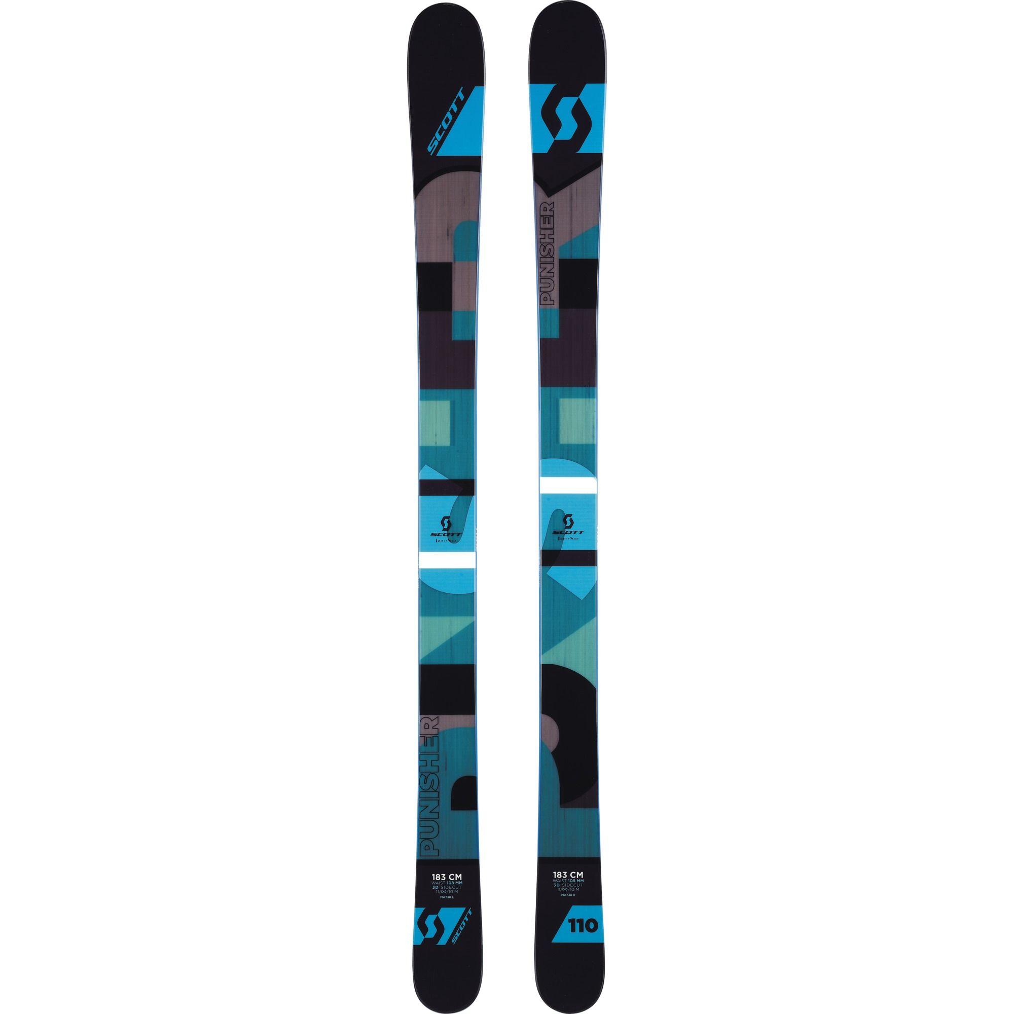 Scott Punisher 110 Ski