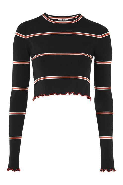 75ce6ae84768   Margot Long Sleeve Crop Top by Unique