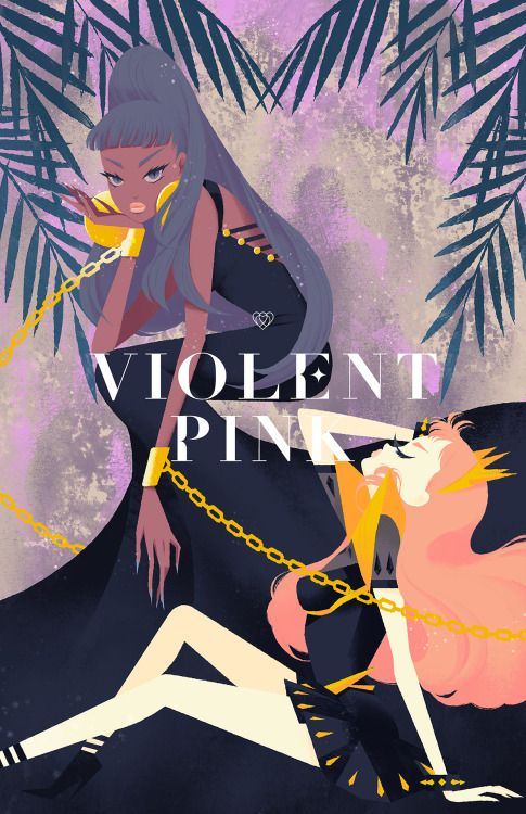 Loveliness — Introducing Mirage, The False Queen, she's Eden's...