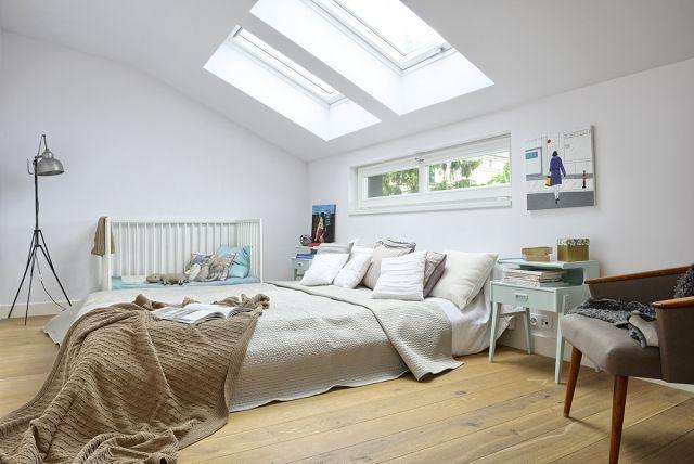 31 Wohnideen für Dachschrägen – Tipps zur Einrichtung