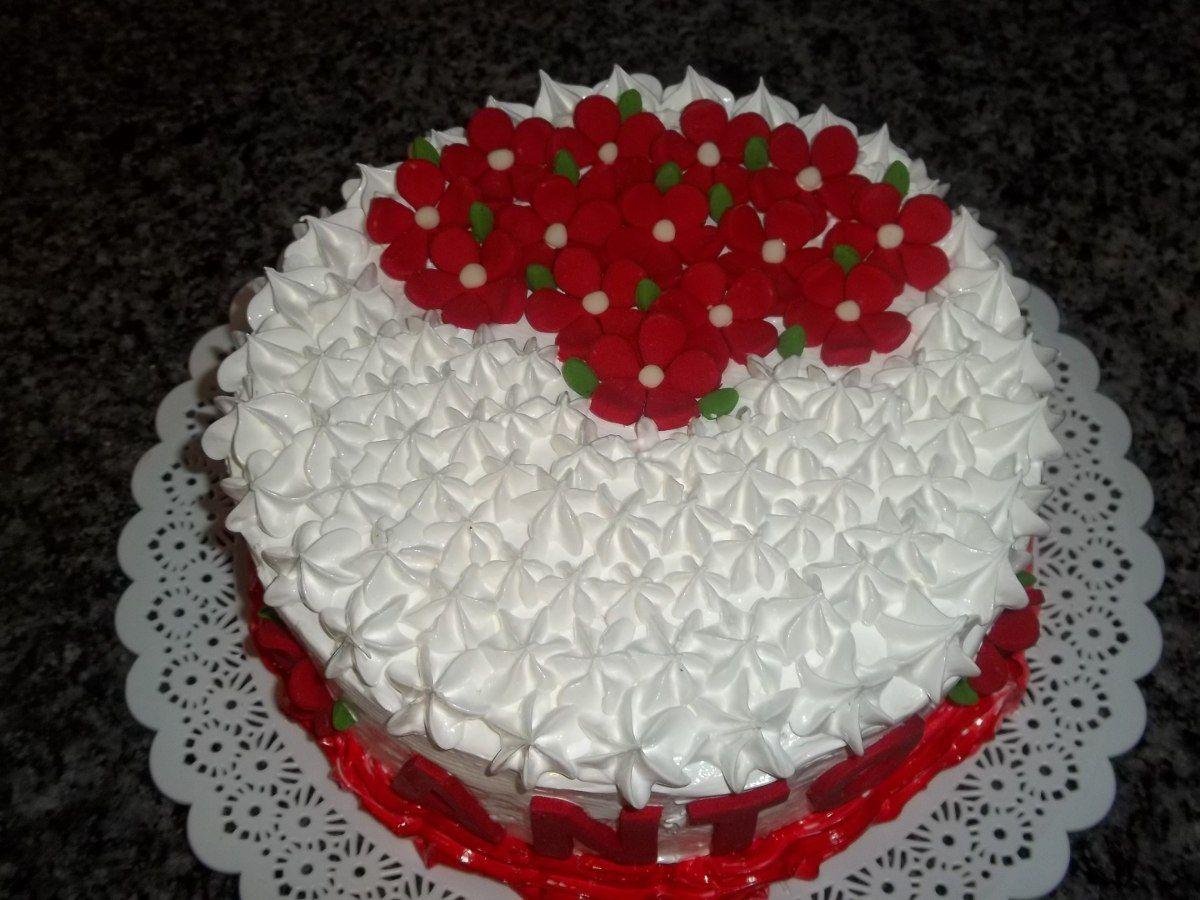 imagenes de tortas decoradas con merengue - Buscar con Google (com ...