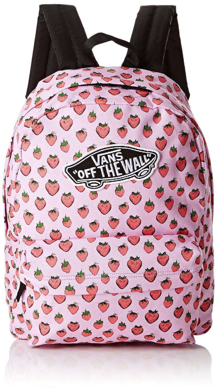 mochilas mujer vans escolares