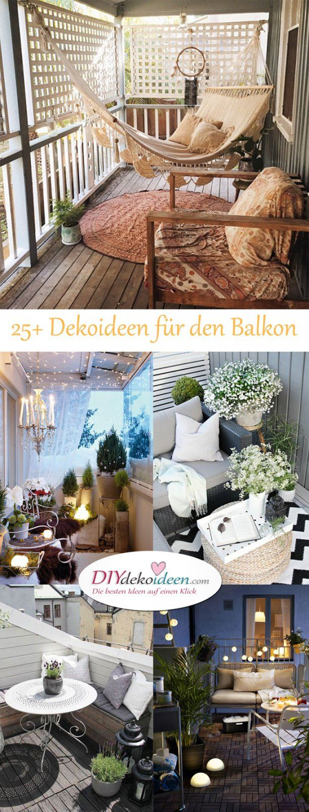 so l sst sich dein balkon dekorieren tolle diy dekoideen f r dein zuhause sommer ist. Black Bedroom Furniture Sets. Home Design Ideas