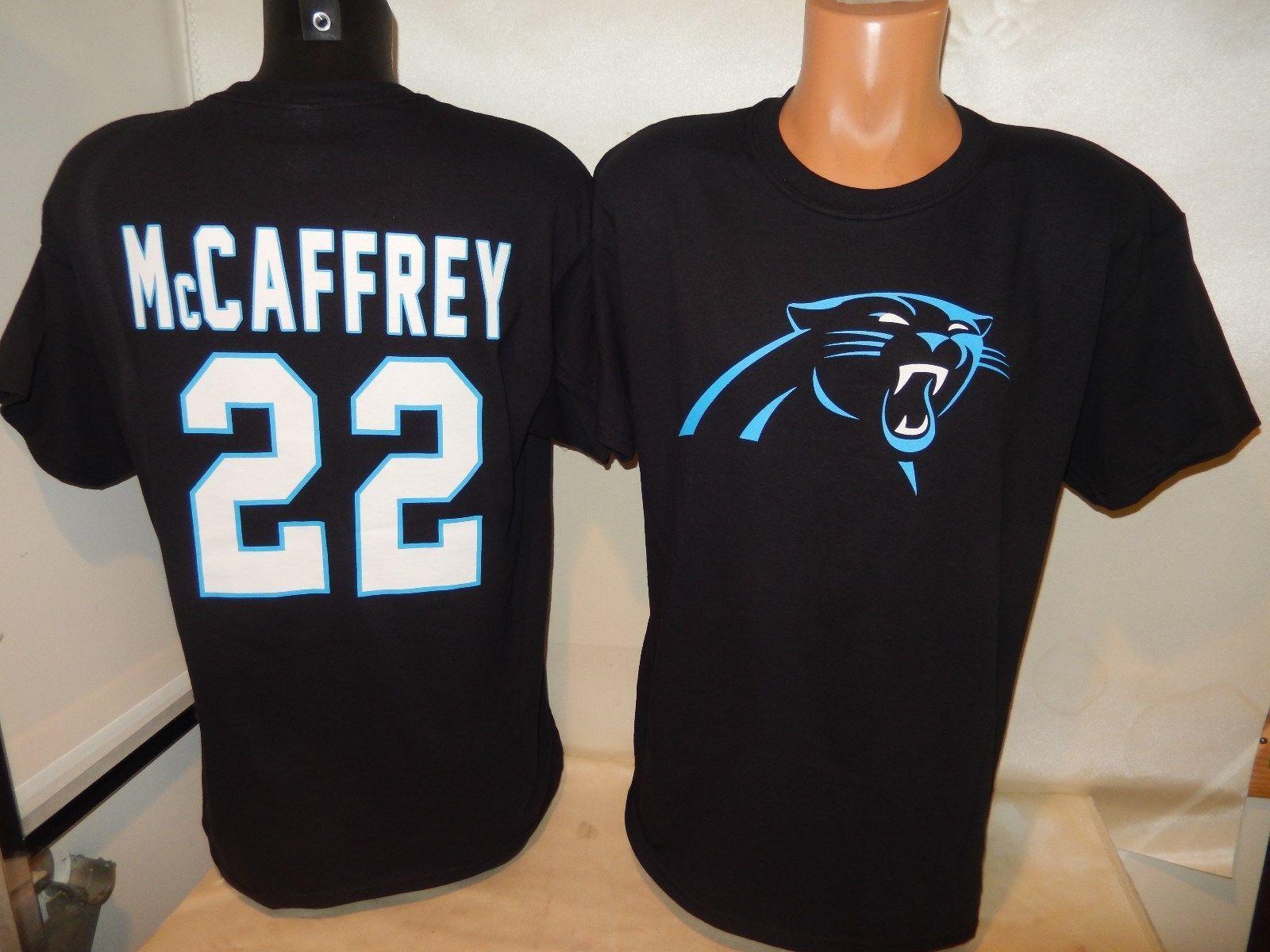 cheaper dc928 a955d 7922 Mens Carolina Panthers Christian Mccaffrey