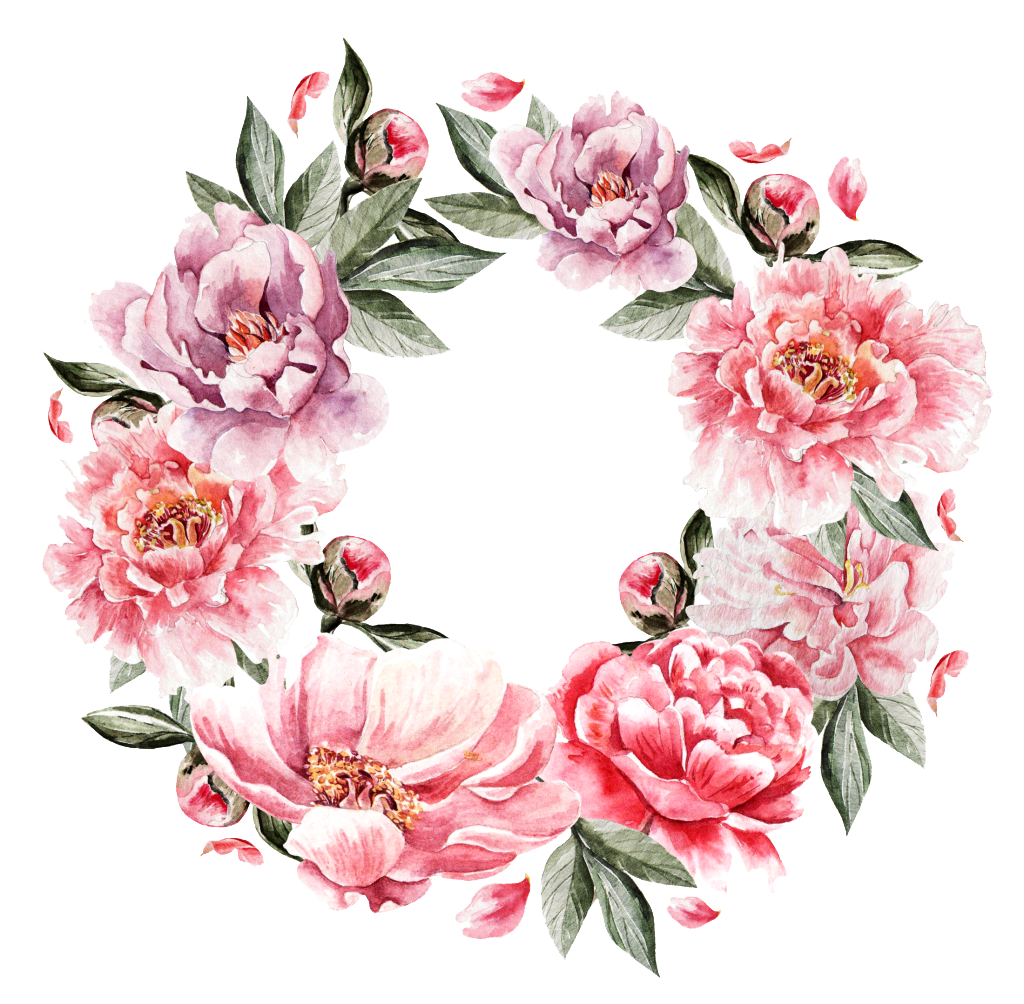 расскажем декупаж картинки цветы венки стену выполняй