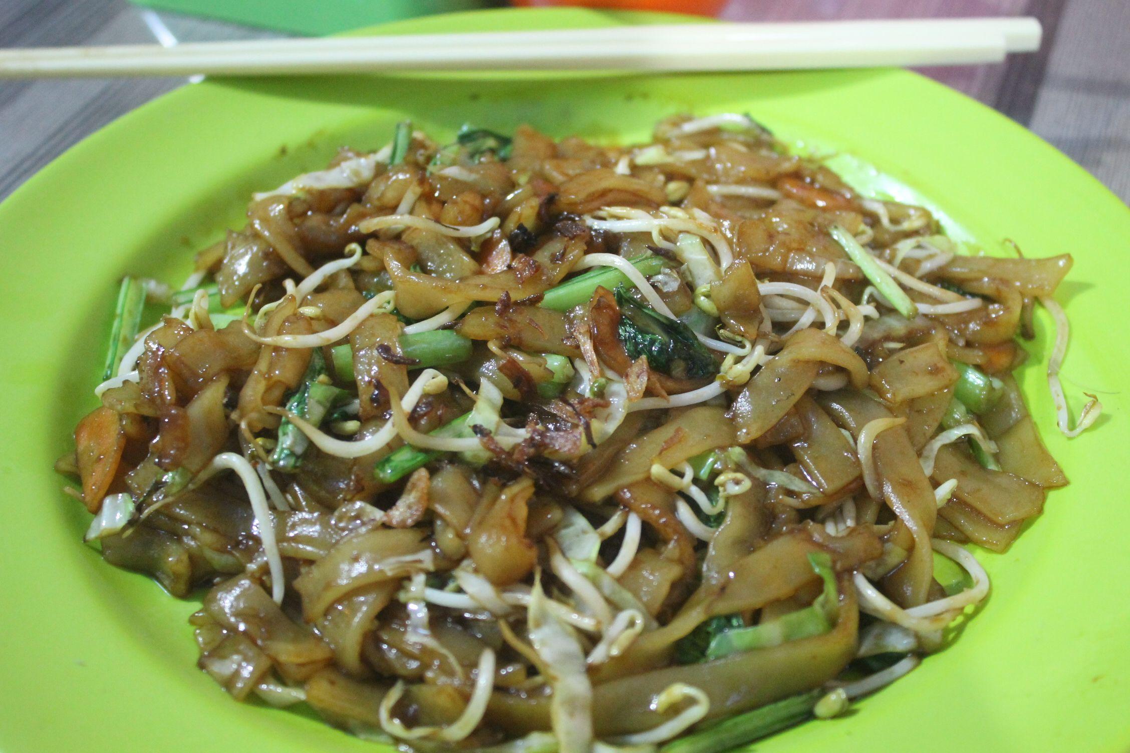 Ke Tiaw otro tipo de noodles